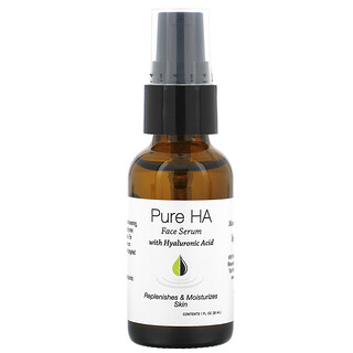 Hyalogic, Pure Hyaluronic Acid Face Serum, 1 fl oz (30 ml)