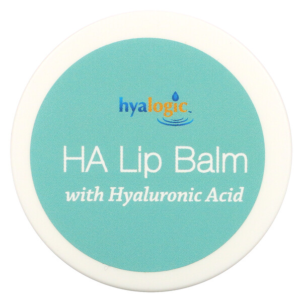 Hyalogic, Lip Balm with Hyaluronic Acid, 1/2 oz (14 g)