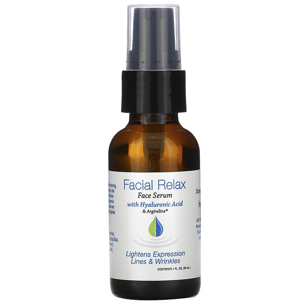 Hyalogic, Episilk, Facial Relax Face Serum, 1 fl oz (30 ml) (Discontinued Item)