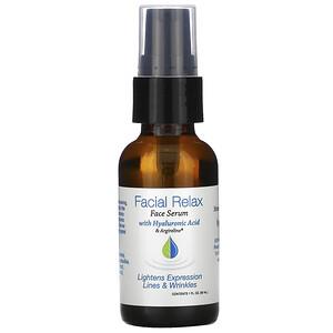 Хиалоджик ЛЛС, Episilk, Facial Relax Face Serum, 1 fl oz (30 ml) отзывы покупателей
