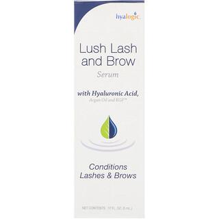 Hyalogic LLC, Lush Lash and Brow Serum, .17 fl oz (5 ml)