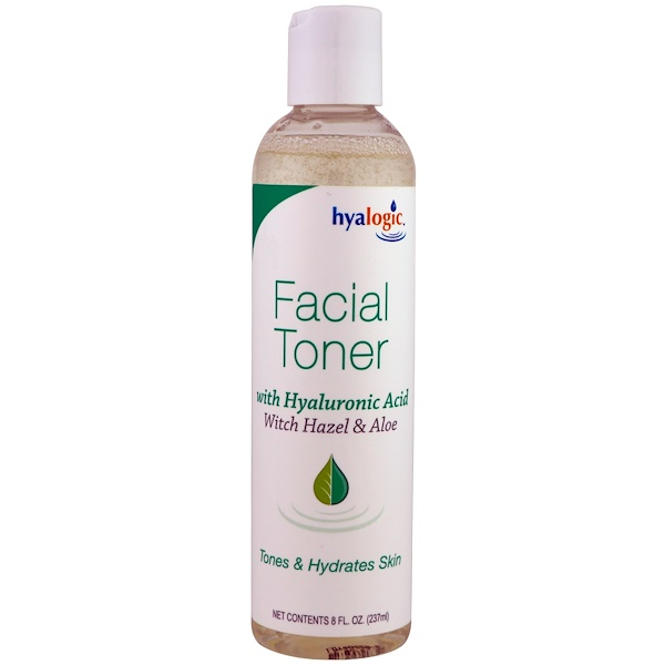 Hyalogic, Facial Toner, 8 fl oz (237 ml) (Discontinued Item)