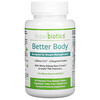Hyperbiotics, Better Body, Designed for Weight Management, 5 Billion CFU, 60 Time-Release Tablets