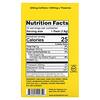Hydrant, Rapid Hydration Drink Mix +100 mg Caffeine, Lemon, 12 Pack, 0.28 oz (7.8 g) Each