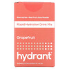 Hydrant, Rapid Hydration Drink Mix, Grapefruit, 12 Pack, 0.23 oz (6.5 g) Each