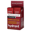 Hydrant, Rapid Hydration Drink Mix, Raspberry Lemonade, 12 Pack, 0.28 oz (7.8 g) Each