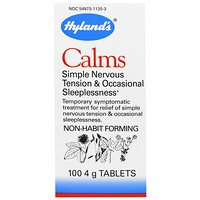 Успокой, средство от нервного напряжения, бессонницы, 4 г,  100 таблеток - фото
