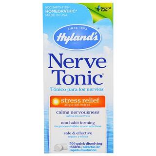 Hyland's, Nerve Tonic, 500 Tablets