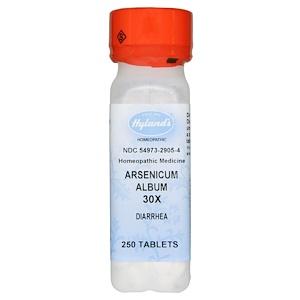 Хайлэндс, Arsenicum Album 30X, 250 Tablets отзывы