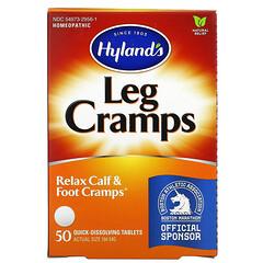 Hyland's, 腿抽筋,50 片即溶片