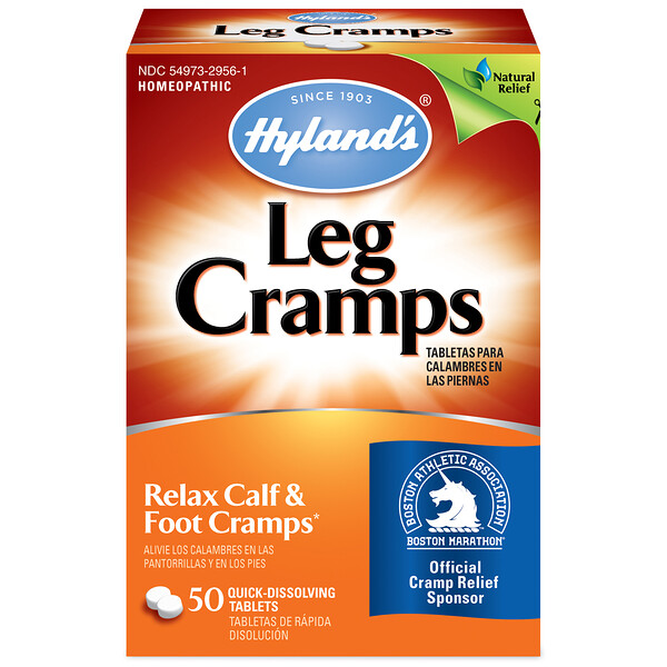 Hyland's, Leg Cramps, 50 Quick-Dissolving Tablets (Discontinued Item)