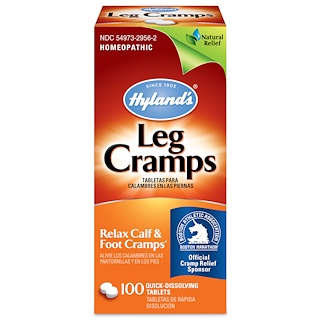 Hyland's, Leg Cramps, 100 Tablets