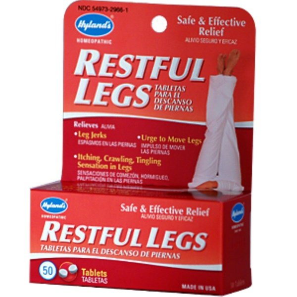 Hyland's, Restful Legs, 50 Tablets (Discontinued Item)