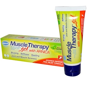 Hyland's, Muscle Therapy, Gel, with Arnica, 3 oz (85 g)