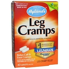 Hyland's, Leg Cramps, 40 Caplets
