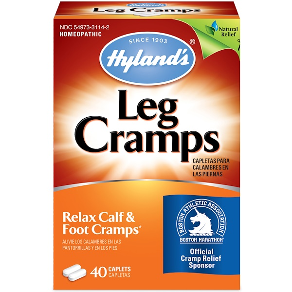 Hyland's, Leg Cramps, 40 Caplets (Discontinued Item)