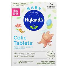 Hyland's, 嬰兒,腹痛片,0 月齡+,125 粒即溶片