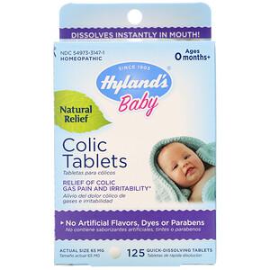 Хайлэндс, Baby, Colic Tablets, Ages 0 Months+, 125 Quick-Dissolving Tablets отзывы покупателей