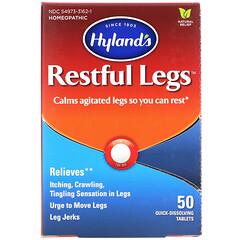 Hyland's, Restful Legs,50片快速溶解片