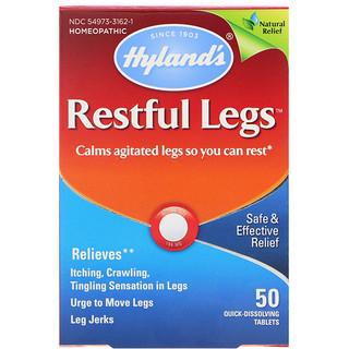Hyland's, Restful Legs, 50 Quick-Dissolving Tablets