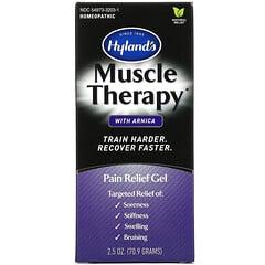 Hyland's, 山金車肌肉護理凝膠,緩解肌肉疼痛,2.5 盎司(70.9 克)