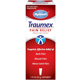Hyland's, Traumex Pain Relief, Ointment, 1.76 oz (50 g)