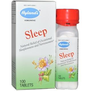 Hyland's, Sleep, 100 Tablets