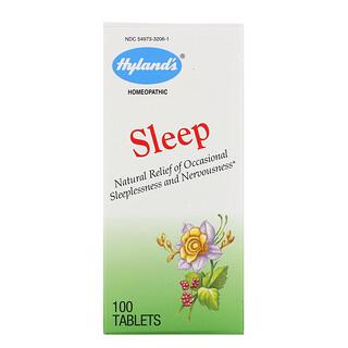 Hyland's, 睡眠,100片