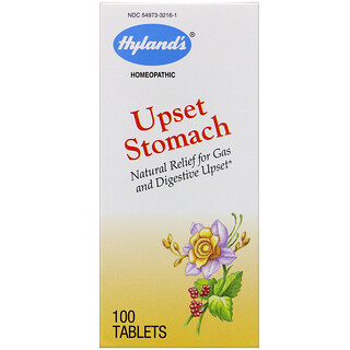 Hyland's, Upset Stomach, 100 Tablets