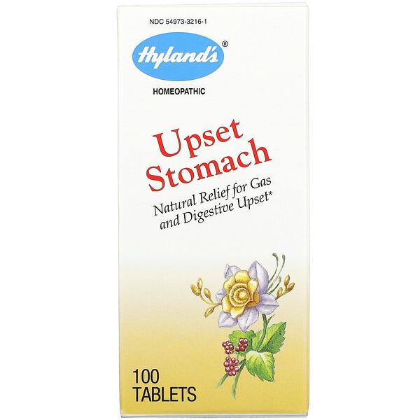 Upset Stomach, 100 Tablets