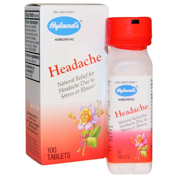 Headache, 100 Tablets