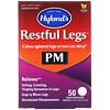 Hyland's, רגליים נינוחות PM, 50 טבליות מתמוססות במהירות