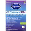 Hyland's, FlexMore PM Arthritis Pain Relief, 50 Quick-Dissolving Tablets