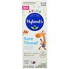 Hyland's, 4 Kids, Sore Throat, 2-12 Years, 4 fl oz (118 ml)