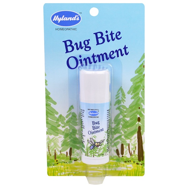 Hyland's, Bug Bite Ointment, .26 oz (8 g) (Discontinued Item)