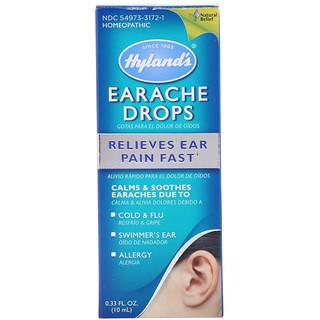 Hyland's, Earache Drops, 0.33 fl oz (10 ml)