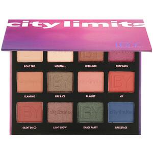IBY Beauty, Eye Shadow Palette, City Limits, 0.42 oz (12 g) отзывы