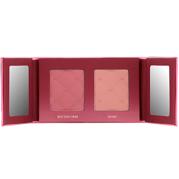 IBY Beauty, Cheek to Cheek Blush Palette, Rosy ,   0.30 oz (8.4 g)