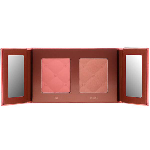 Cheek to Cheek Blush Palette, Peachy,  0.30 oz (8.4 g)