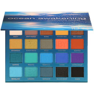 Купить IBY Beauty Eyeshadow Palette, Ocean Awakening, 0.7 oz (20 g)