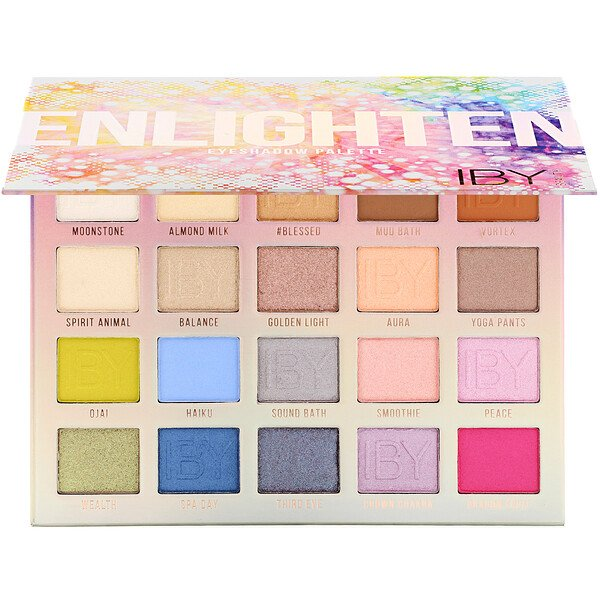 Eyeshadow Palette, Enlighten, 0.7 oz (20 g)