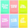 I Dew Care, Let's Get Beauty Sheet Faced, 14 Day Beauty Sheet Mask Set, 0.67 fl oz (20 ml) Each