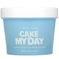 I Dew Care, Cake My Day,補水噴霧水洗型美容面膜,3.52 盎司(100 克)