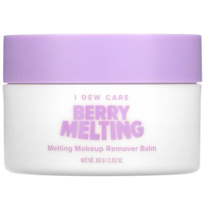 I Dew Care Berry Melting, Melting Makeup Remover Balm, 2.82 oz (80 g)
