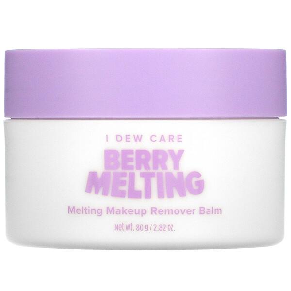 Berry Melting, Melting Makeup Remover Balm, 2.82 oz (80 g)