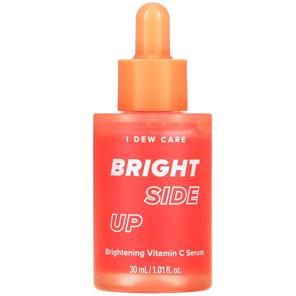 Bright Side Up, Brightening Vitamin C Serum, 1.01 fl oz (30 ml)