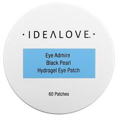 Idealove, Emplastro Para os Olhos Hidrogel de Pérola Negra Eye Admire, 60 Emplastros