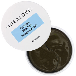 Idealove, Eye Admire  Black Pearl Hydrogel Eye Patch, 60 Patches отзывы покупателей