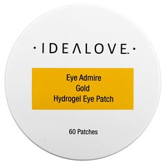 Idealove, Eye Admire Gold Hydrogel Eye Patches, 60 Patches