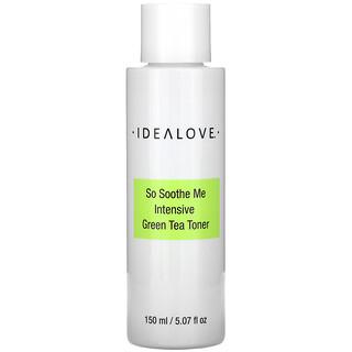 Idealove, So Soothe Me, Intensive Green Tea Toner, 5.07 fl oz (150 ml)
